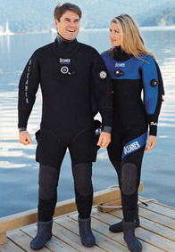 Polar Dry Suits